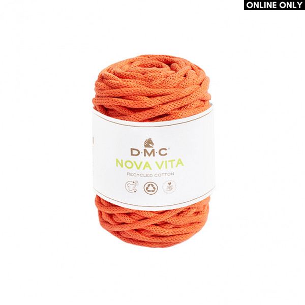 DMC Nova Vita Macramé Cord Yarn, 4 mm. (10)
