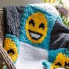 Lion Brand Off The Hook Magic Yarn - Emoji (502)