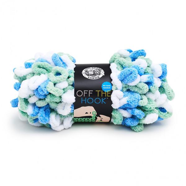 Lion Brand Off The Hook Yarn - Macaron (200)