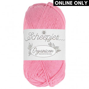 Scheepjes Organicon Yarn - Apple Blossom (207)