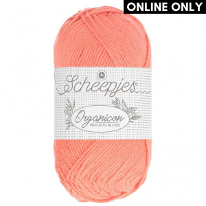 Scheepjes Organicon Yarn - Desert Bloom (209)