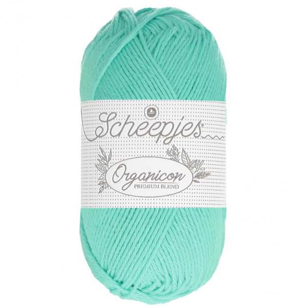 Scheepjes Organicon Yarn - Bright Ocean (215)