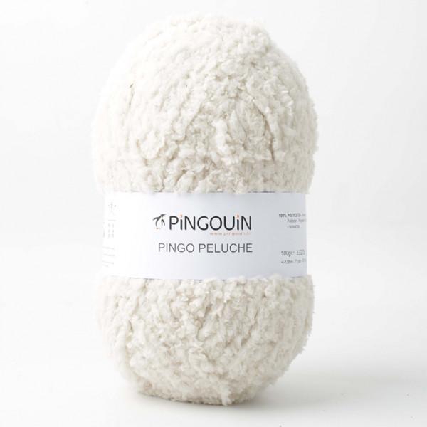 Pingouin Pingo Peluche Yarn - Lin