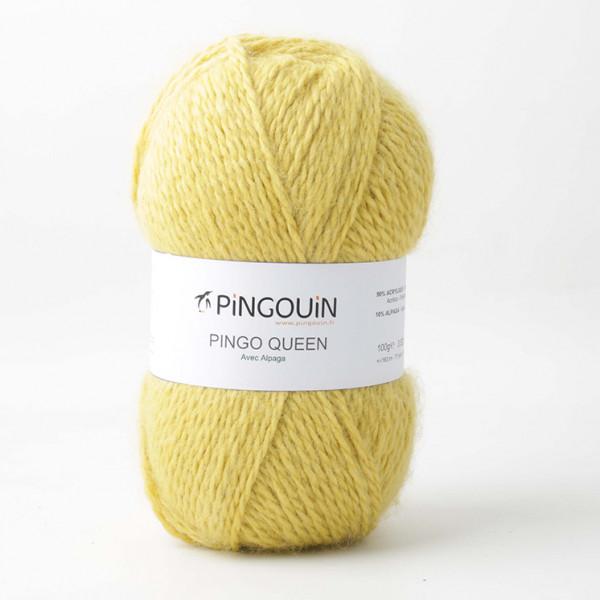 Pingouin® Pingo Queen Yarn - Moutarde