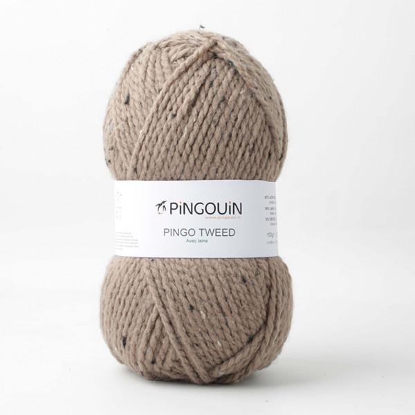Pingouin® Pingo Tweed Yarn - Renne