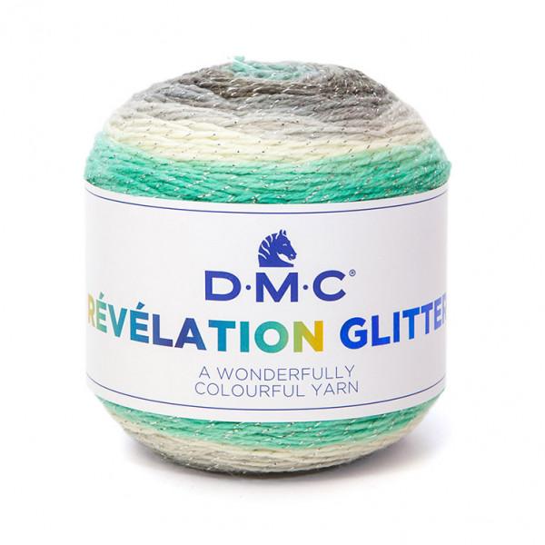 DMC® Revelation Glitter Yarn (505)