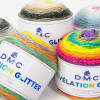 DMC® Revelation Glitter Yarn (502)