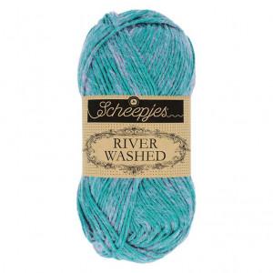 Scheepjes River Washed Yarn - Wheaton (950)