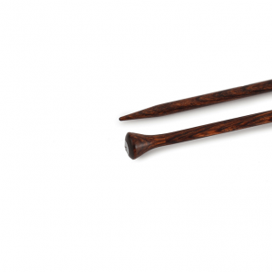 Rowan 35 cm. Birchwood Single Point Knitting Needles - 4.5 mm.