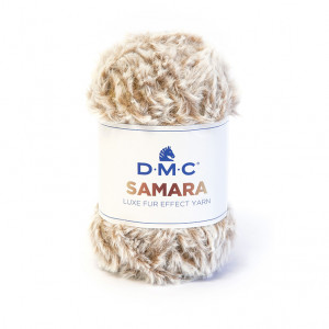 DMC Samara Fur Effect Yarn (407)