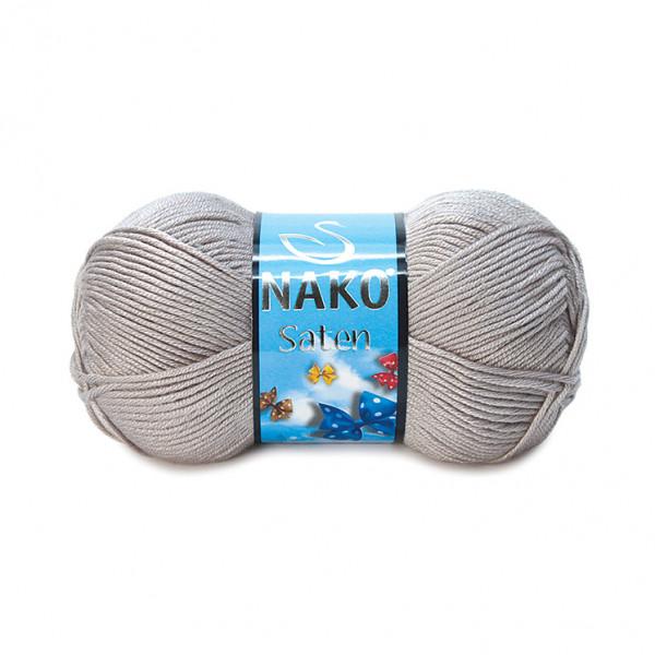 Nako Saten Yarn (3079)