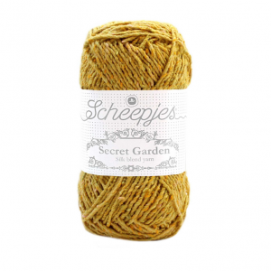 Scheepjes Secret Garden Yarn - Picket Fence (734)