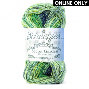 Scheepjes Secret Garden Yarn - Herb Garden (702)