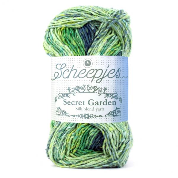 Scheepjes Secret Garden Yarn - Herb Garden (702)