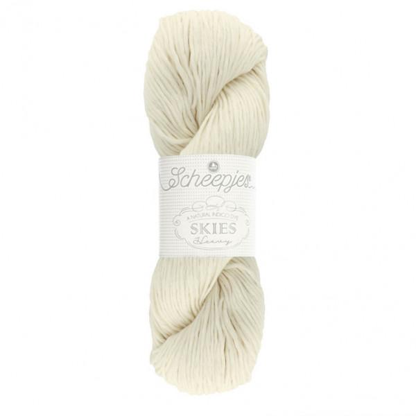 Scheepjes Skies Heavy Yarn - Undyed (109)