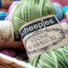 Scheepjes® Stone Washed XL Yarn - Red Jasper (847)