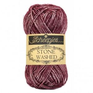 Scheepjes® Stone Washed Yarn - Garnet (810)