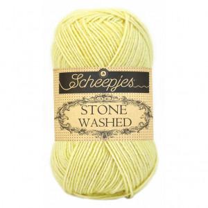 Scheepjes Stone Washed Yarn - Citrine (817)