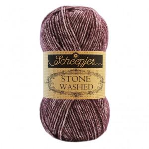 Scheepjes Stone Washed Yarn - Lepidolite (830)