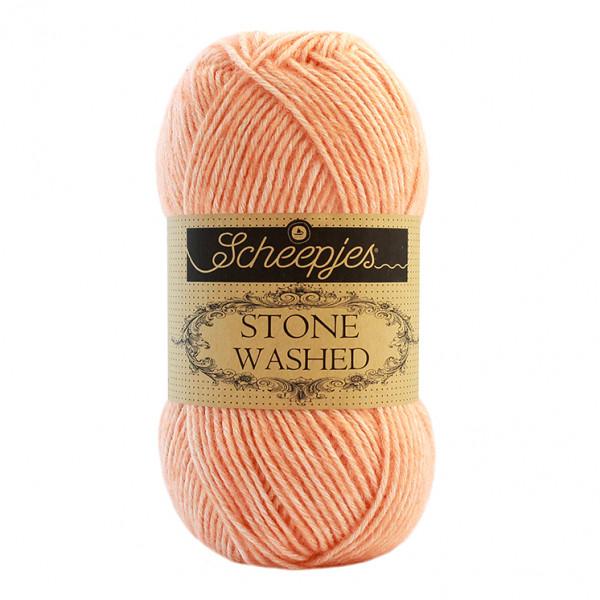 Scheepjes Stone Washed Yarn - Morganite (834)