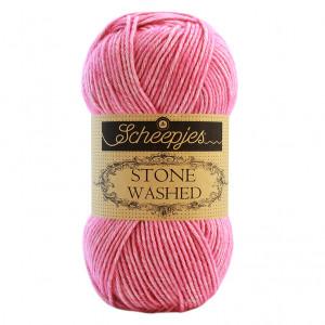 Scheepjes Stone Washed Yarn - Tourmaline (836)