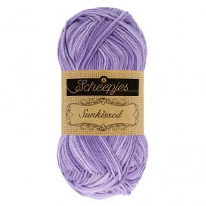 Scheepjes Sunkissed Yarn - Lavender Ice (010)