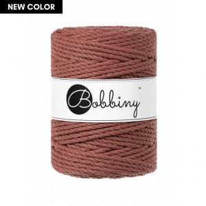 Bobbiny Premium Macramé Rope, Sunset, 5 mm.