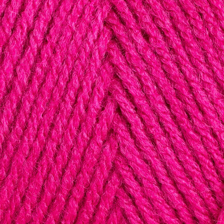 Red Heart Super Saver Yarn Shocking Pink At Yarns Dubai
