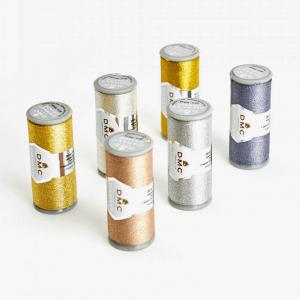 DMC Diamant Grande Embroidery Thread Color Pack (Metals)