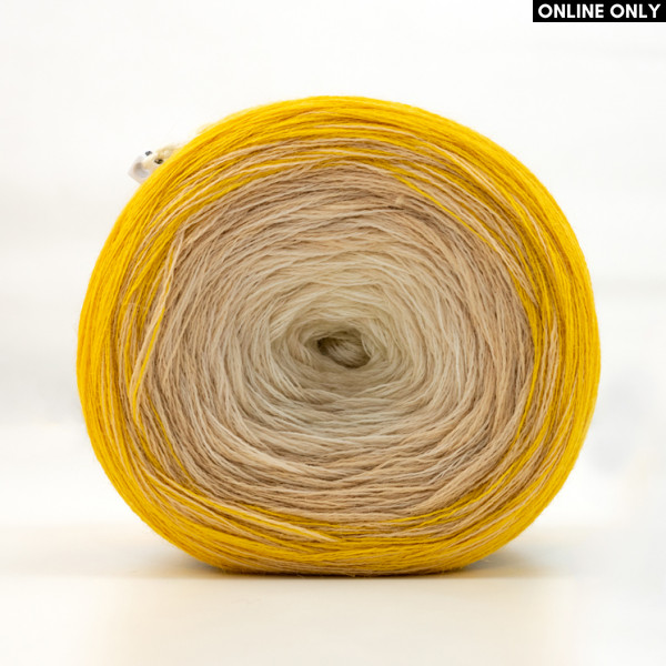 Bergere de France® Unic Yarn - Beige Jaune (10101)