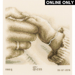Vervaco® Counted Cross Stitch Kit - First Tenderness