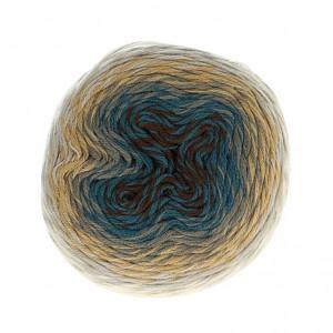 Scheepjes Whirl Fine Art Yarn - Cubism (654)