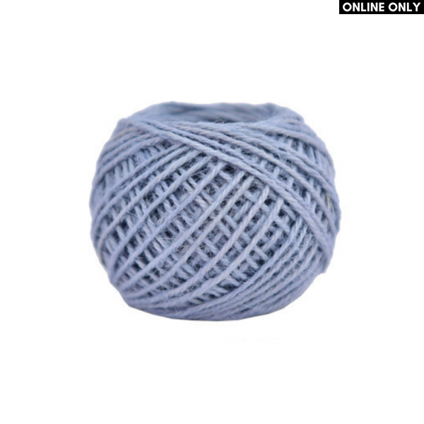 wone Jute Yarn - Grey