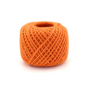 wone Jute Yarn - Orange