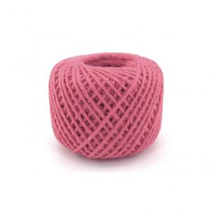 wone Jute Yarn - Pink