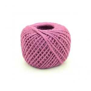 wone Jute Yarn - Purple