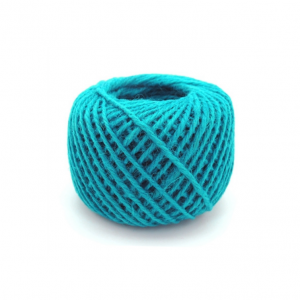 wone Jute Yarn - Turquoise