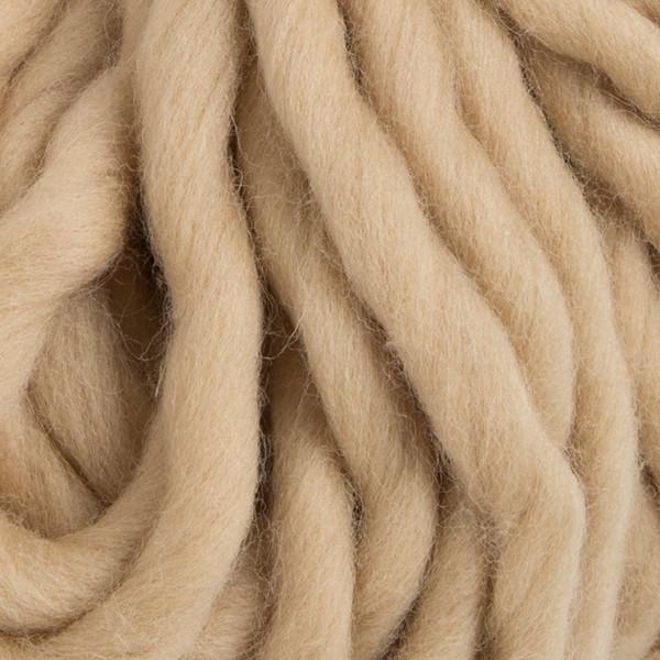 Kartopu® Wool Decor Roving Yarn - Beige (K1883)