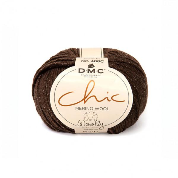 DMC Woolly Chic Yarn (011)