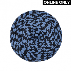 Hoooked Zpagetti Yarn - Black and Blue